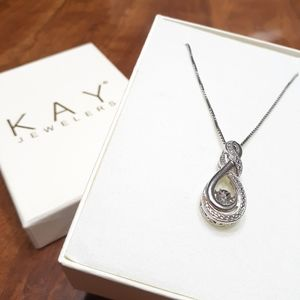 "Kay ""Diamonds in Rhythm"" Necklace"